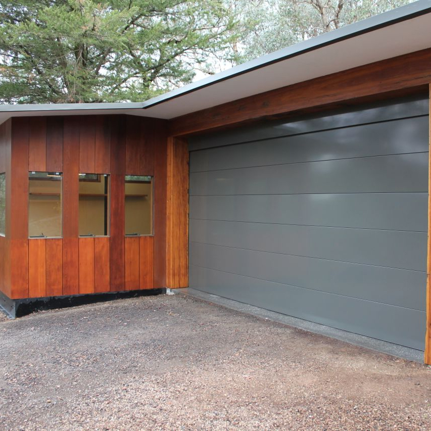 North Warrandyte Project - Garage and connecting Big Toy Storage